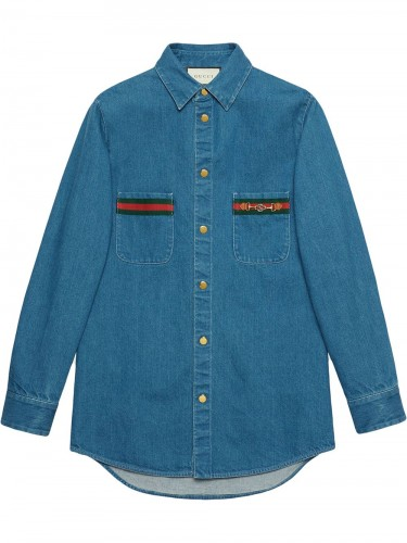 DENIM SOBRECAMISA