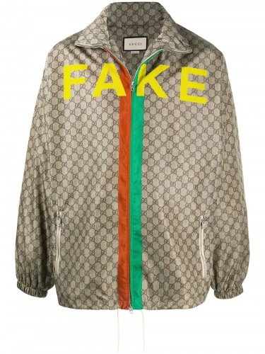 CAZADORA WINDBREAKER FAKE...