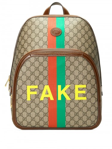 Fake / Not Backpack