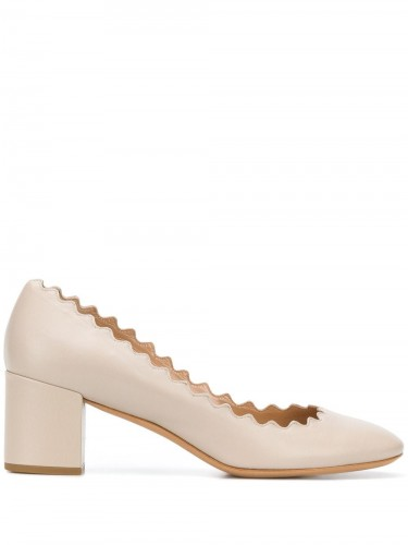 CHLOÉ,  Lauren Pump