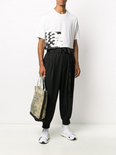Y-3, Classic Tapered Pants