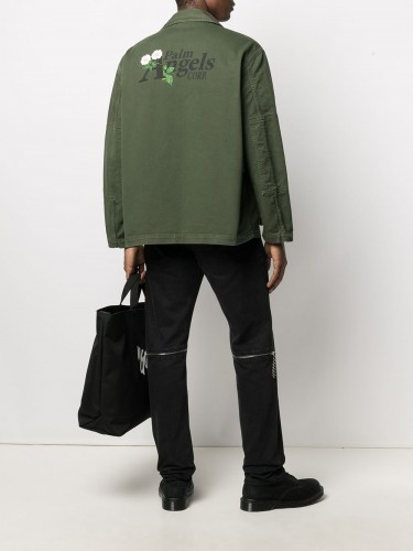 PALM ANGELS, Military Jacket