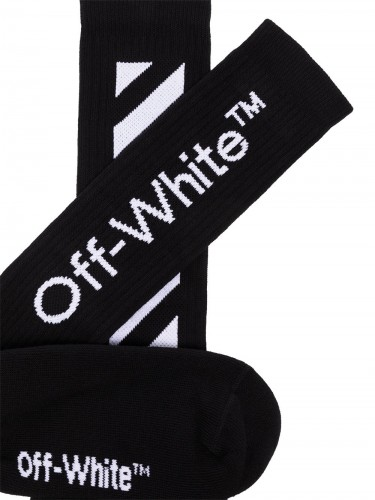 OFF-WHITE, Diag Socks