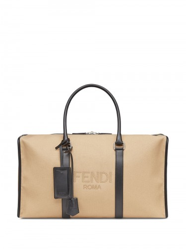 FENDI, Fendi Logo Weekend Bag