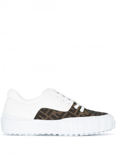 FENDI, FF Sneakers