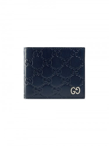 GUCCI, GG embossed wallet