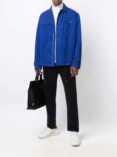 KENZO, Cropped jeans