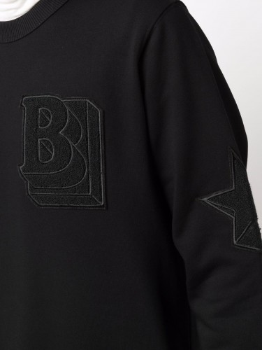 BURBERRY, Letter and Star...