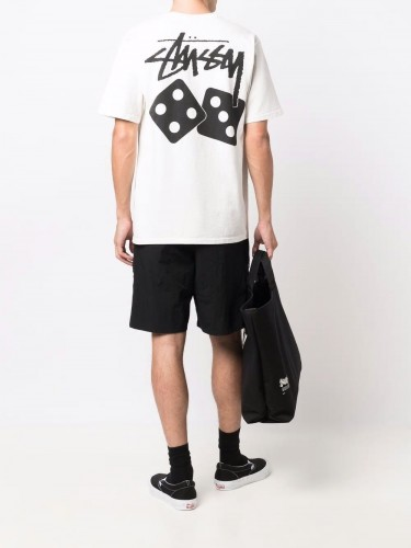 STUSSY, Dige Pigment Dyed Tee