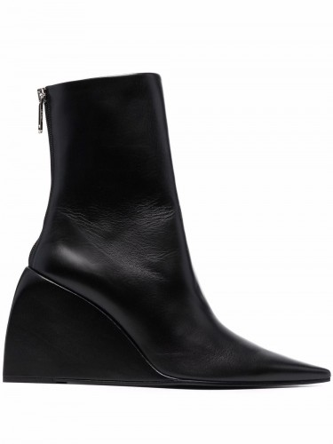 OFF-WHITE, Dolls Wedge Boots